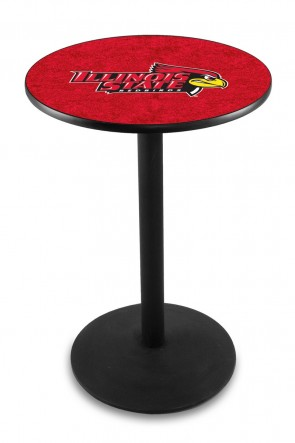 Illinois State L214 Logo Pub Table