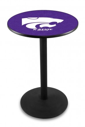 Kansas State L214 Logo Pub Table