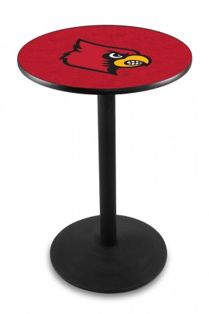 Louisville L214 Logo Pub Table
