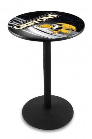 Missouri Western State L214 Logo Pub Table Design 2