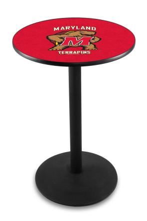 Maryland L214 Logo Pub Table