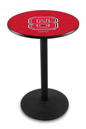 North Carolina State L214 Logo Pub Table