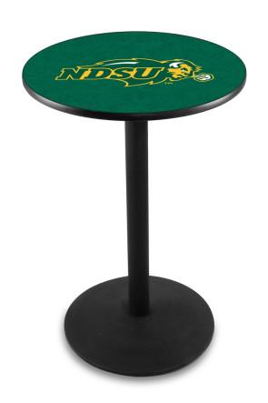 North Dakota State L214 Green Logo Pub Table
