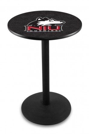 Northern Illinois L214 Logo Pub Table
