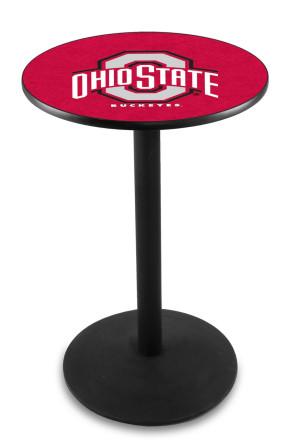 Ohio State L214 Logo Pub Table