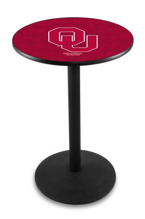 Oklahoma L214 Logo Pub Table