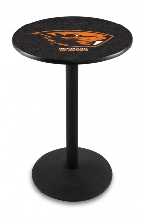 Oregon State L214 Logo Pub Table