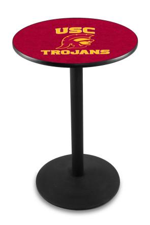 USC L214 Logo Pub Table