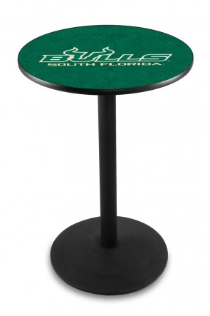 South Florida L214 Logo Pub Table