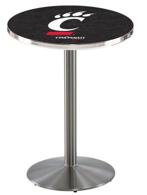 Cincinnati SS L214 Logo Pub Table