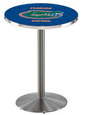 Florida SS L214 Logo Pub Table