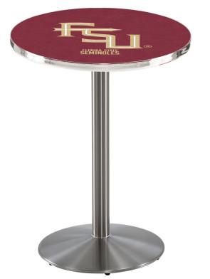 Florida State SS L214 FSU Logo Pub Table