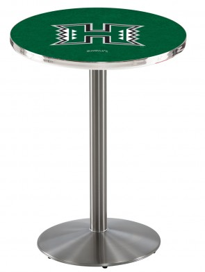 Hawaii SS L214 Logo Pub Table