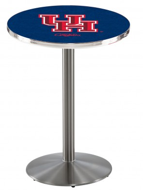 Houston SS L214 Logo Pub Table