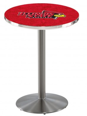 Illinois State SS L214 Logo Pub Table