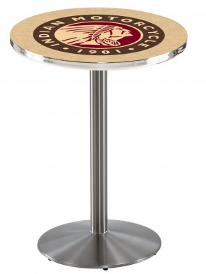 Indian Motorcycles SS L214 Logo Pub Table