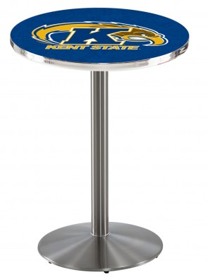 Kent State SS L214 Logo Pub Table
