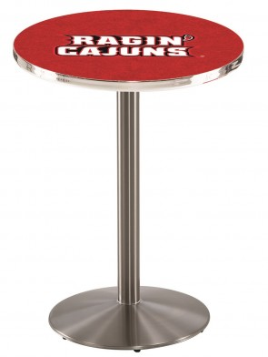 Louisiana at Lafayette SS L214 Logo Pub Table