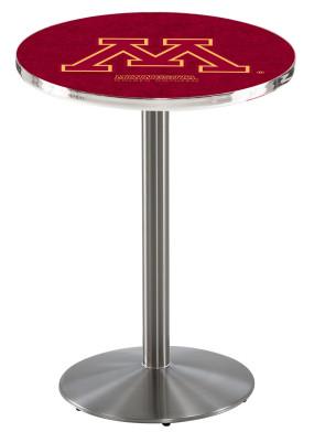 Minnesota SS L214 Logo Pub Table