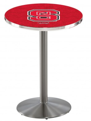 North Carolina State SS L214 Logo Pub Table