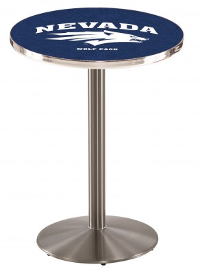Nevada SS L214 Logo Pub Table