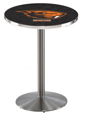 Oregon State SS L214 Logo Pub Table