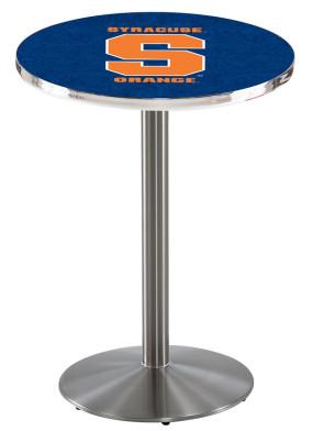 Syracuse SS L214 Logo Pub Table