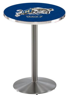 US Naval Academy SS L214 Logo Pub Table