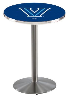 Villanova SS L214 Logo Pub Table