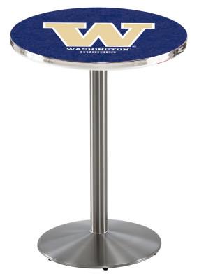Washington SS L214 Logo Pub Table