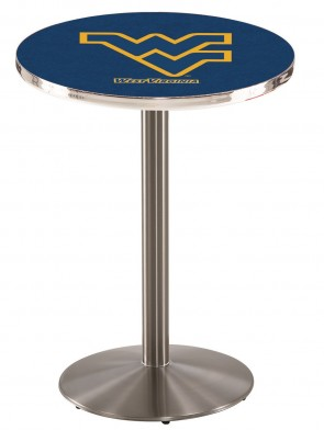 West Virginia SS L214 Logo Pub Table