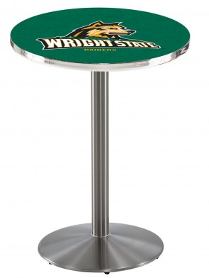 Wright State SS L214 Logo Pub Table