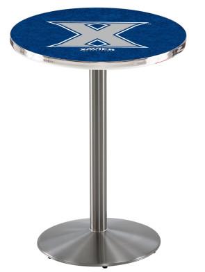 Xavier SS L214 Logo Pub Table