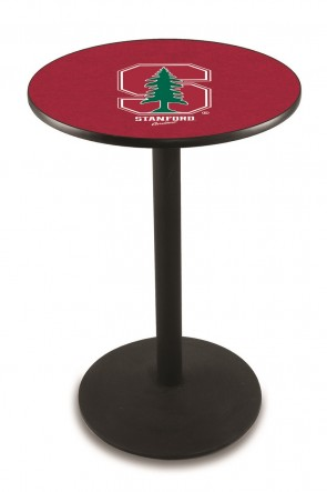 Stanford L214 Logo Pub Table