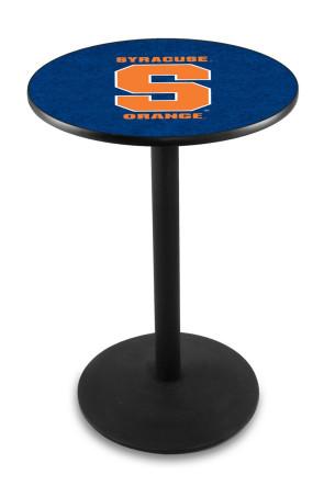 Syracuse L214 Logo Pub Table