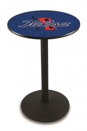 Tulsa L214 Logo Pub Table