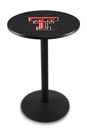 Texas Tech L214 Logo Pub Table