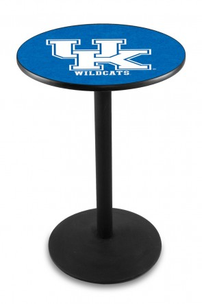 Kentucky L214 UK Block Logo Pub Table