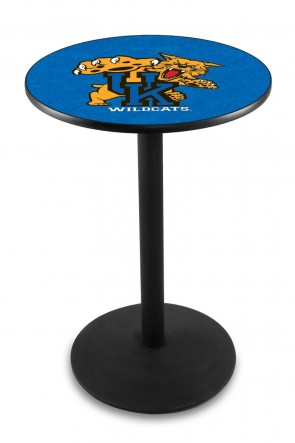 Kentucky L214 Wildcat Logo Pub Table