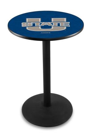 Utah State L214 Logo Pub Table