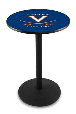 Virginia L214 Logo Pub Table
