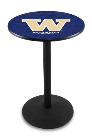 Washington L214 Logo Pub Table