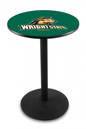 Wright State L214 Logo Pub Table