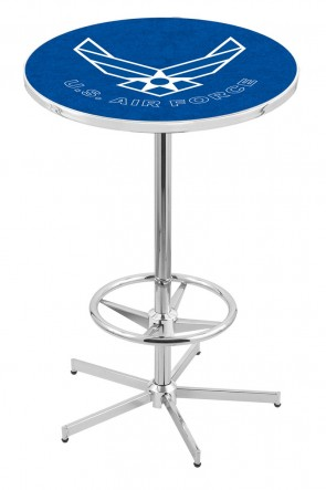 US Air Force L216 Logo Pub Table
