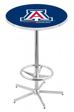 Arizona L216 Logo Pub Table