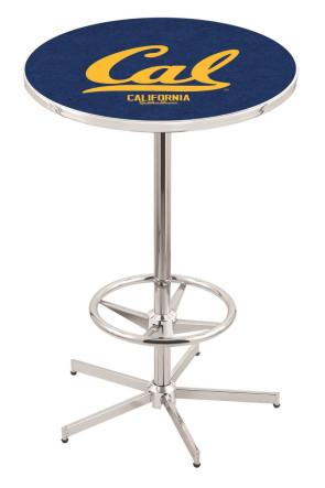 California L216 Logo Pub Table
