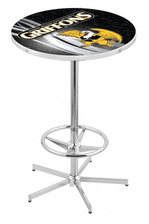 Missouri Western State L216 Logo Pub Table Design 2