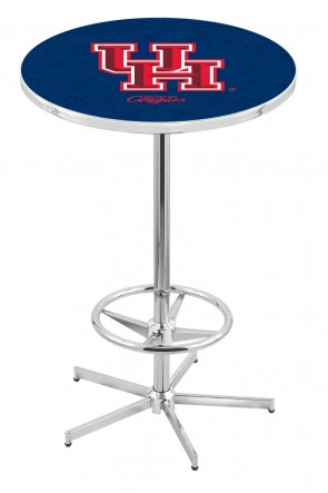 Houston L216 Logo Pub Table