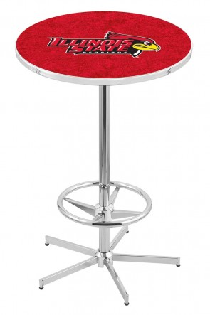 Illinois State L216 Logo Pub Table