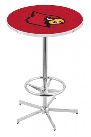 Louisville L216 Logo Pub Table